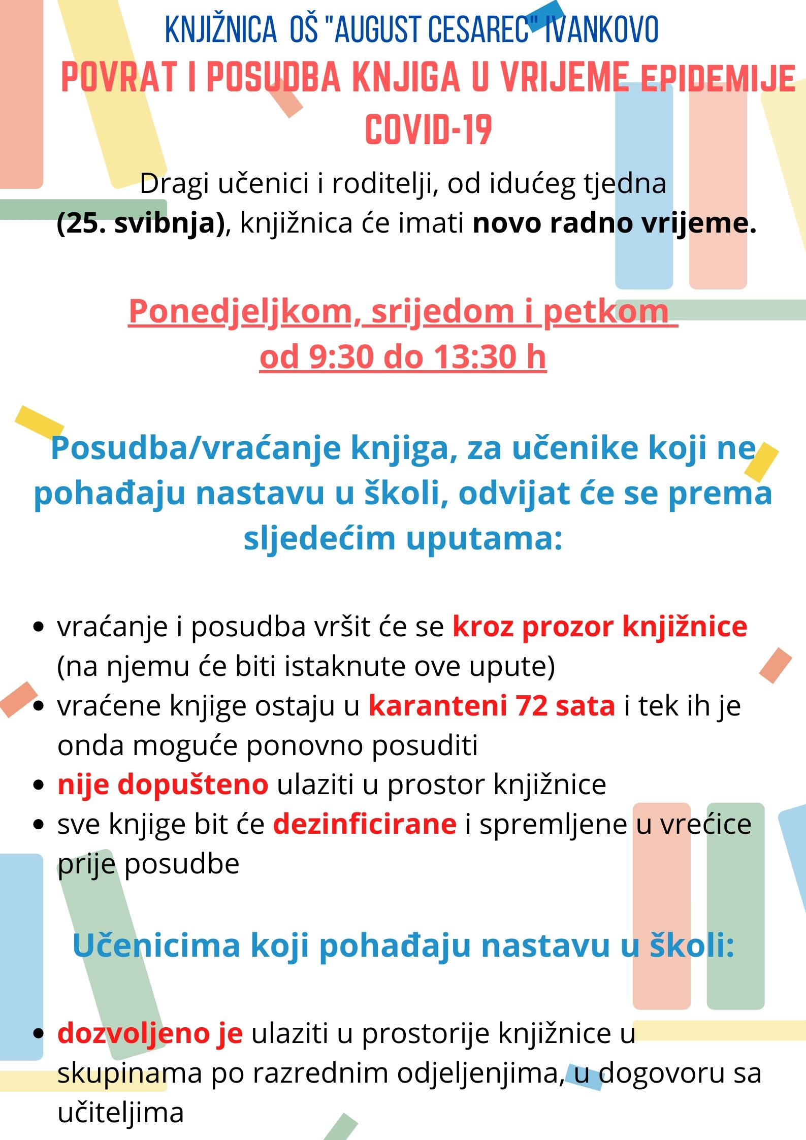Osnovna Skola August Cesarec Ivankovo Događanja U Skolskoj